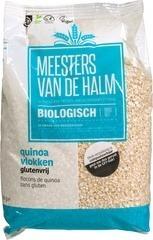 Quinoavlokken Meesters van de Halm 500 gram