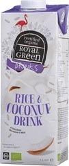 Rijst-kokosnoot drink Royal Green