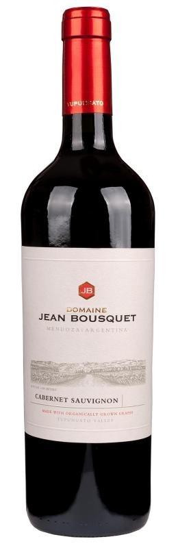 Rode wijn Cabernet Sauvignon  Domaine Bousquet