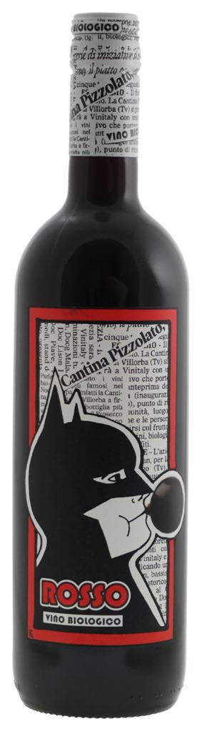 Rode wijn La Cantina Pizzolato - H-Hero Rosso
