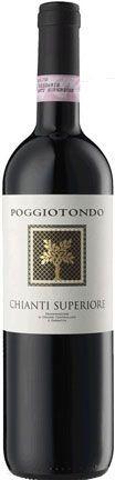 Rode wijn Poggiotondo Chianti Superiore
