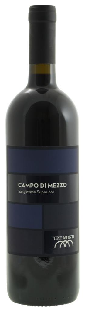 Rode wijn Tre Monti - Sangiove Superiore