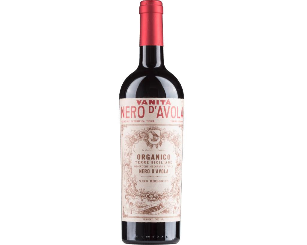 Rode wijn Vanita