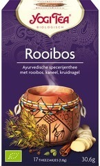 Thee Rooibos thee Yogi Tea 17 builtje