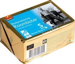Roomboter ongezouten Zuiver Zuivel 250 gram