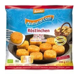 Rösti rondjes Natural Cool 390 gram