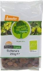 Rozijnen Sultana Happy Village 250 gram