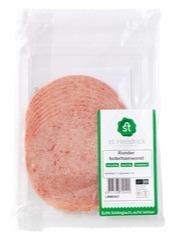 Runder boterhamworst vleeswaren St. Hendrick 90 gram (op bestelling)