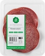 Runder Salami St. Hendrick 90 gram