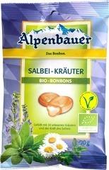 Salie-kruiden bonbons snoepjes Alpenbauer 90 gram