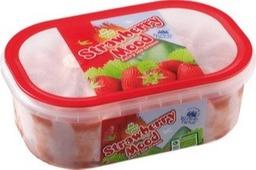 Schepijs Sweet Cow Strawberry (op bestelling)