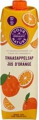 Sinaasappelsap 1 liter Your Organic Nature