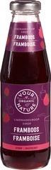Framboos Siroop Your Organic Nature 500 ml