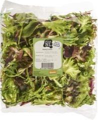 Sla Baby leaf (op bestelling) Proef 75 gram