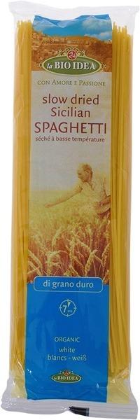 Spaghetti wit pasta La Bio Idea 500 gram
