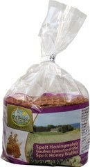 Spelt-honingwafels