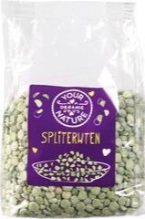 Spliterwten Your Organic Nature 400 gram