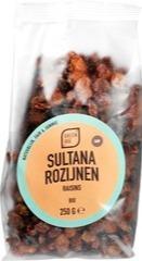 Sultana rozijnen GreenAge 250 gram