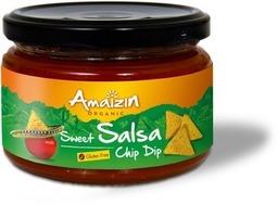 Sweet salsa chip dip Amaizin 260 gram