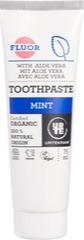 Tandpasta fluor mint Urtekram 75 ml