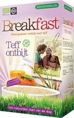 Breakfast teff ontbijt 300 gram