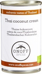 Thaise kokosroom onoff spices! 160 ml