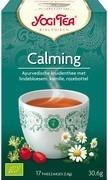 Thee Calming thee Yogi Tea 17 builtje