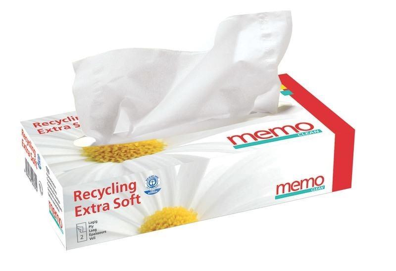Tissues Memo 100 st