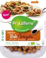 Tofu wokblokjes Teriyaki ProLaTerre 180 gram