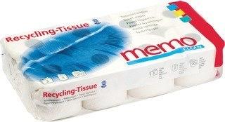 Toiletpapier 3-laags, Memo 8 st