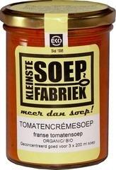 Tomaten-cremesoep KleinsteSoepFabriek 400 ml