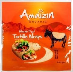 Amaizin Tortilla wraps 6st