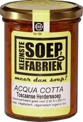 Toscaanse herdersoep aqua cotta KleinsteSoepFabriek 400 ml