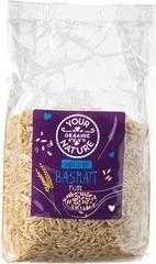 Volkoren basmatirijst Your Organic Nature 400 gram