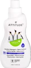 Wasmiddel + wasverzachter, Attitude 1 l