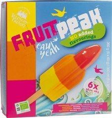 Waterijs Eau Yeah Fruit Peak Ice Cream Factory 6 st, (op bestelling)
