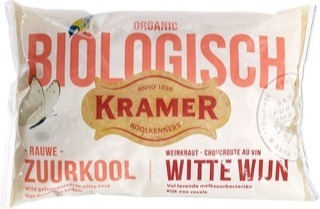 Wijn zuurkool verpakt Kramer 500 gram