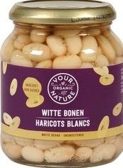 Witte bonen Your Organic Nature 360 gram
