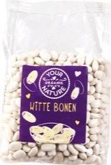 Witte bonen Your Organic Nature 400 gram
