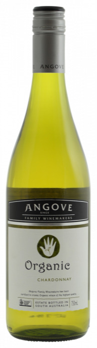Witte wijn Angove Organic Chardonnay
