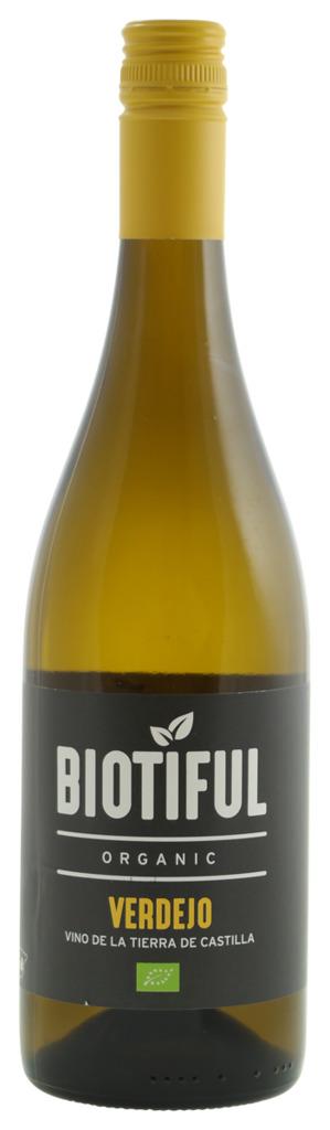 Witte wijn Biotiful Verdejo 2018