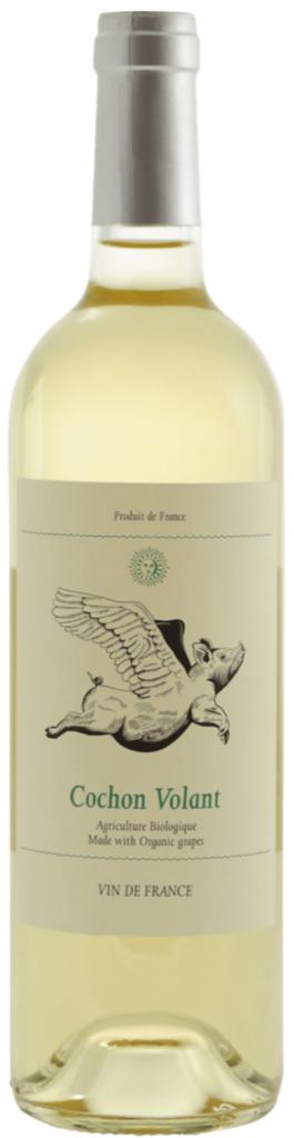 Witte wijn Cochon Volant Blanc