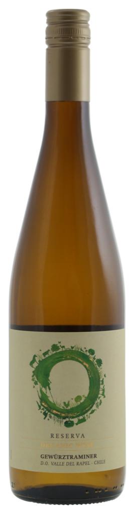 Witte wijn Gewurztraminer