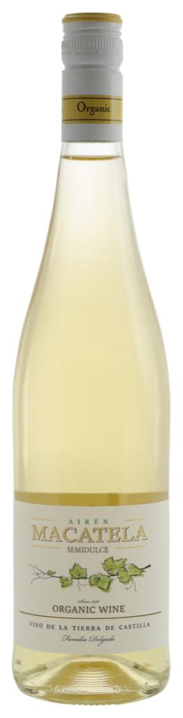 Witte wijn Macatela Semi Dulce