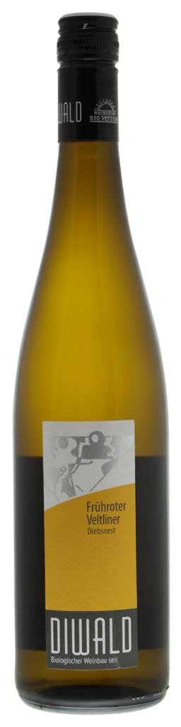 Witte wijn Weingut Diwald Fruhroter Veltliner
