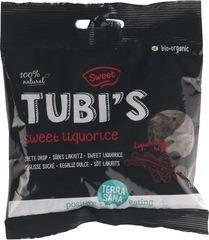 Zoete drop tubi's TerraSana 100 gram