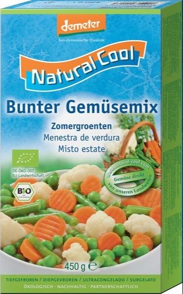 Zomergroenten 450 gram Natural Cool