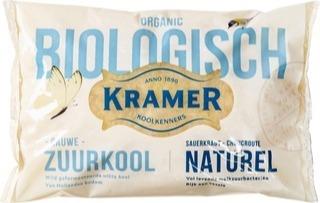Zuurkool naturel verpakt, Kramer 500 gram