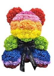 Rainbow synthetische beren