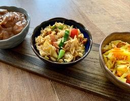 F # Zaterdag - Nasi met saté